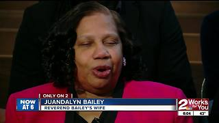 Beloved pastor Bertrand Bailey passes away - Video