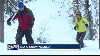 Snowpack in Boise Basin fifth lowest in nearly 60 years