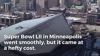 Super Bowl Had Largest Security in Game's History - Video