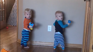 Baby Handymans In Action