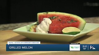 Shape Your Future Healthy Kitchen: Grilled Melon