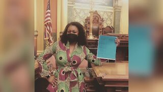 Bill would bar discrimination against natural hair
