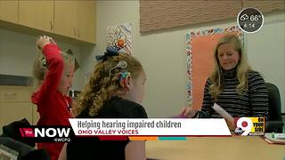Ohio Valley Voices helping hearing impaired children