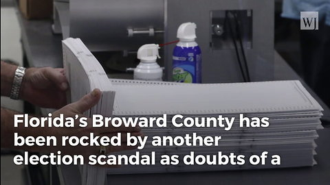 Broward County Ballot Design May Have Misled over 26,000 Voters