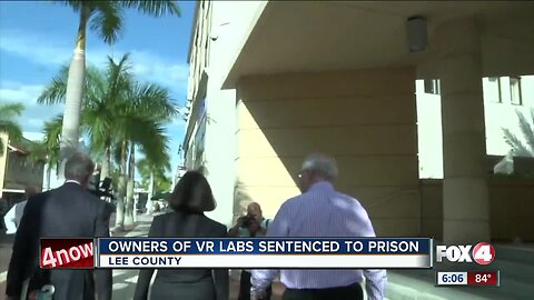 VR Labs owners sentenced to federal prision