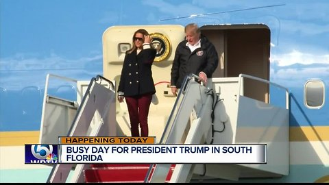 President Trump to meet with Caribbean leaders at Mar-a-Lago on Friday