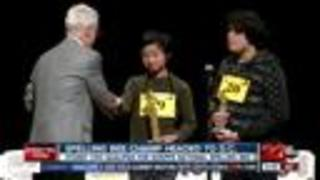 KC Spelling Bee Winner - Video