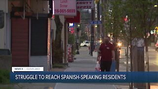 Pandemic highlighted barriers Hispanic residents are facing