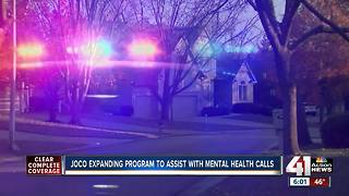 Mental health program expands in Johnson County - Video