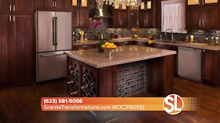 Why choose Granite Transformations of North Phoenix for your remodeling project