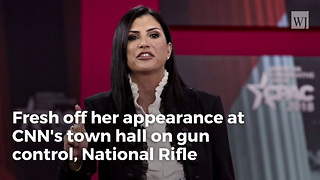 NRA's Dana Loesch Targets 'Legacy Media' In Brutal Attack During Cpac Speech