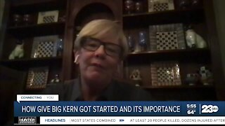 Giving to local organizations during Give Big Kern