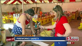 Firework Safety Quiz - Video