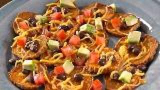 Healthy Nachos - Video