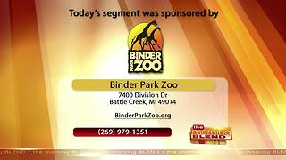 Binder Park Zoo - 7/31/18 - Video