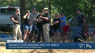 What's next in the search for missing Welch girls