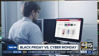 Best deals: Cyber Monday versus Black Friday