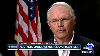 Ex-U.S. Ambassador to South Korea says more work with China needed amid 'serious crisis' over nukes - Video