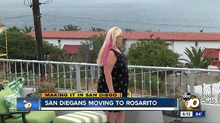 San Diegans making the move to Rosarito