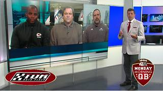 Monday Morning Quarterback: Former NFL players break down loss to Giants - Video