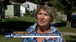 Racine elects new mayor Tuesday - Video