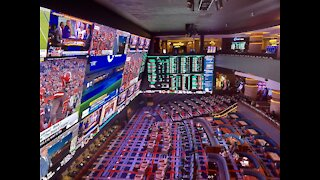 FIRST LOOK: Brian Musburger describes vision behind world's largest sportsbook at Circa