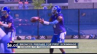 Broncos QB Cozart primed to be a solid backup - Video