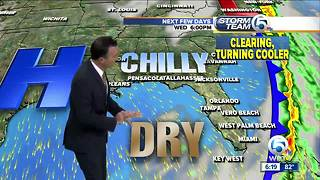 South Florida weather 10/22/17 - Video