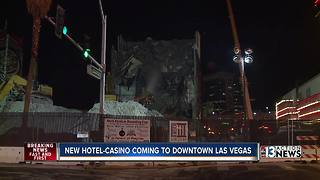 Details revealed on new Downtown Las Vegas casino - Video