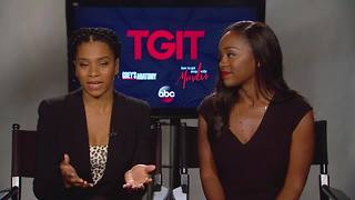 Kelly McCreary of 'Grey's' on expanding roles for women on TV | Hot Topics - Video
