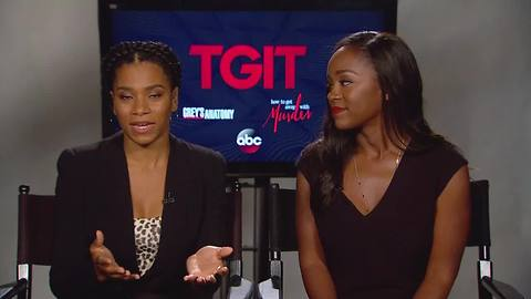 Kelly McCreary of 'Grey's' on expanding roles for women on TV | Hot Topics