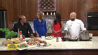Farm Table Cucina chef showcases new dish on menu - Video