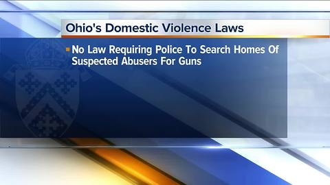 Ohio Domestic Violence laws leave victims at risk