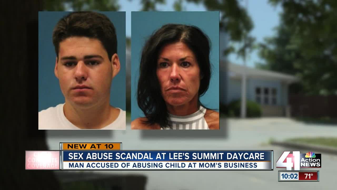 Sex abuse scandal at Lee's Summit daycare