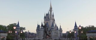 Disney World reopens tomorrow
