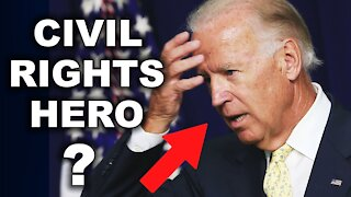 Debunking Biden's Claim of Civil Rights Movement Involvement | Larry Elder Show