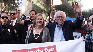 Sanders' Campaign Changes Strategy For Presidential Campaign