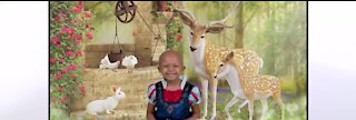 Girl battling cancer gets to be a princess for day