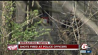 Shots fired at Lawrence police officer after traffic stop - Video