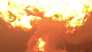 Massive Explosion Reported at Accra Gas Station - Video