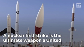 Trump Considers New Nuclear 1st Strike Policy - Video