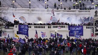 Impeachment Managers May Use Rally Video To Make Trump Connection