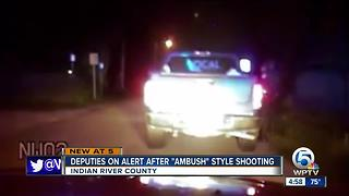 Deputies on heightened alert - Video
