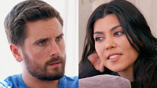 Kourtney Kardashian & Scott Disick Set BEDROOM Boundaries Now That Younes Bendjima Is in the House - Video