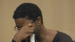Boy, 14, on trial for killing 4-month-old baby with pillow - Video