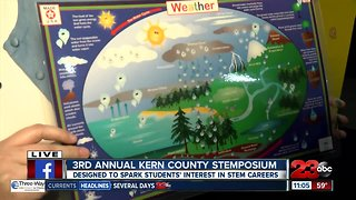 Annual Kern County STEMposium