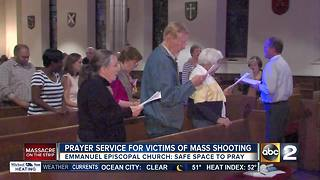 Local churches respond to murders in Las Vegas - Video