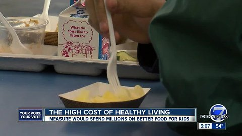 Your vote: Are healthy food programs for Denver kids worth $100 million?