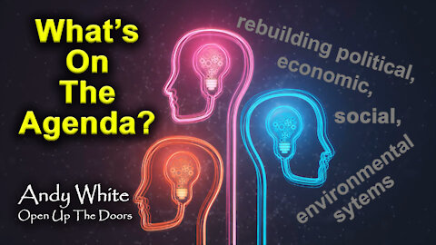 Andy White: What's On The Agenda?