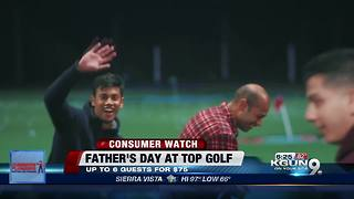 Ways to entertain Dad this Father's Day - Video